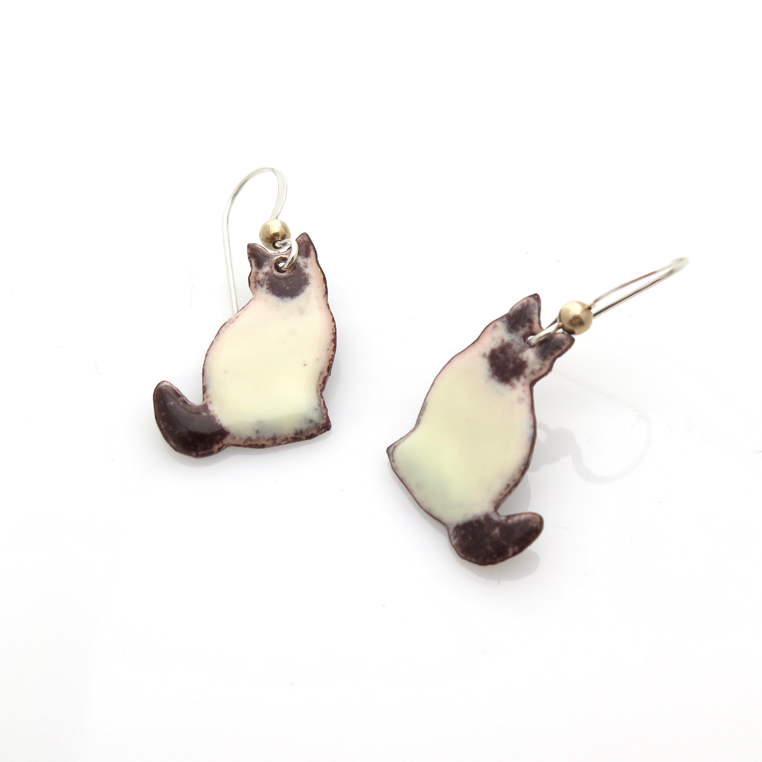shipping copper earrings jewelry lover free handmade cat fullxfull listing jewellery enamel siamese lmqv himalayan il