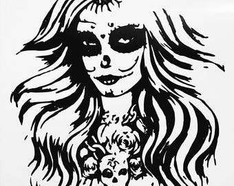 Ghost Lady