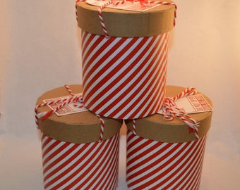 Candy Cane Gift Box +1 Wheel Spin