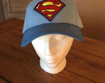 Superman Character Hat
