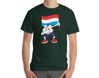 Luxembourg Soccer T-Shirt