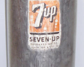 Cherry Burrell No. 7118 CO2 Aluminum Vintage Collectible 7UP Beverage tank