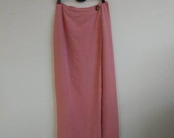 Vintage Dust Pink Skirt