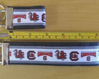 University of South Carolina Inspired Key Fobs