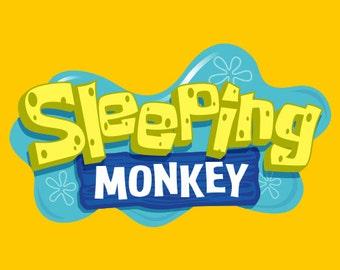 Phish Sleeping Monkey | Kid's