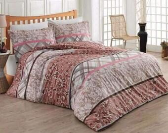 Linen Coverlet, Linen Bedspread, Linen Blanket, 02