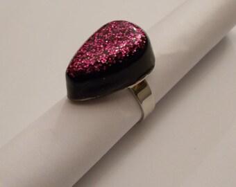 Purple Majesty ring