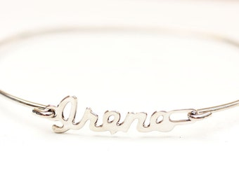 Vintage Name Bracelet - Irene