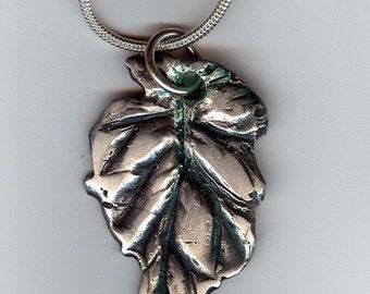 Silver Leaf 2