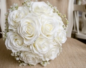 Natural ivory and white s...