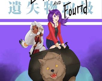 "The Lost and Found - Volume 2: Koroki - Original Comic by Edward ""Rohkova"" Welch"