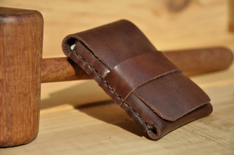Leather Business Card Holder Handmade Card Holder Card