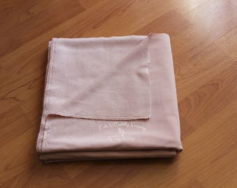 Doe Suede Fabric - Caucasian Flesh Color - 1 Meter