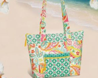 Purse Pattern Wallet Sewing Patterns Gift for her women Beach Nautical Tote bag