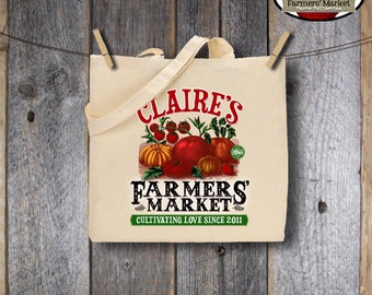 Farmers Market Iron On Transfer | Farmers Market Tote Bag | Farmers Market Shirt | Farmers Market Party | Market Shopping Bag | Printable