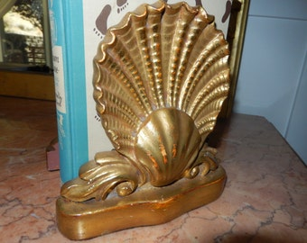 Borghese Sea Shell Bookends