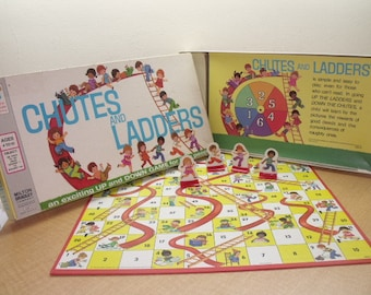 Chutes and Ladders 1974