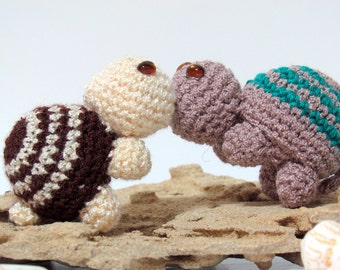 Amigurumi Tortoise Tutorial : Crochet tortoise etsy
