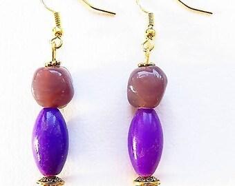 Earring clip earring 17672