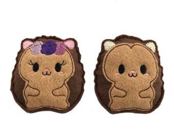 Hedgehog Catnip Toys