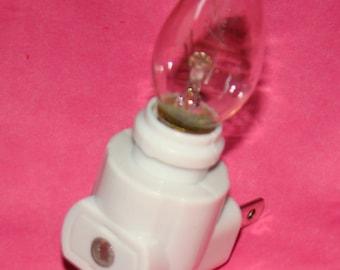 Light Sensor Base Night Light Plug