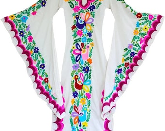 Boho Dress, Bohemian Dress Maxi