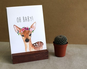 """Baby Greeting Card 