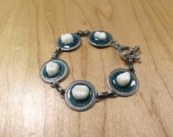 Teal of Dreams Bracelet