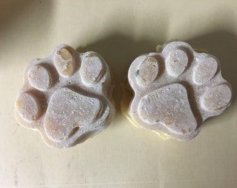 Goat's Milk Soap Dog Shampoo Bar