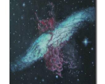 Poster of Cigar Galaxy M82