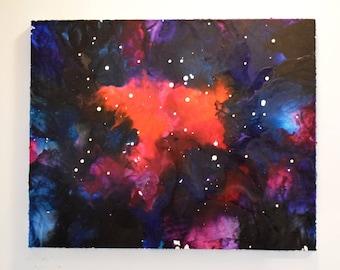 Crayon Galaxy