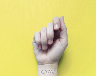 temporary tattoo christian tattoo religious tattoo god is greater than highs and lows fake tattoo simple tattoo inspirational faith tattoo