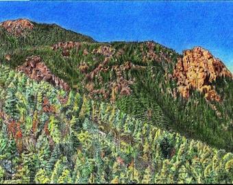 High Drive, Colorado Springs