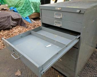 Steel storage cabinet 6 drawer