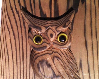 OMC Mid-Century Owl Bookends  BV/mm