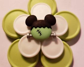 Mickey Mouse Frankenstein Halloween head