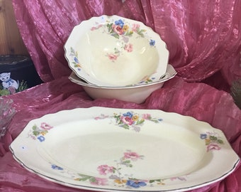 Vintage Lido dishes