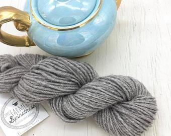 Natural Masham Wool Handspun Yarn