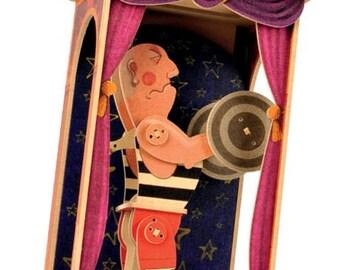 Circus Automata Kit - The Strongman