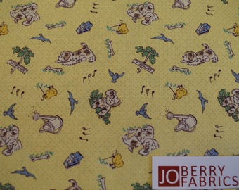 Backyard Creatures From The Back Porch 30u0027s Collection By Kaye England For  Wilmington Prints. Quilt
