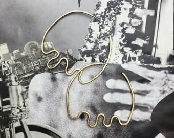WULM earrings
