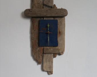 Genuine Driftwood Wall Hanging Clock