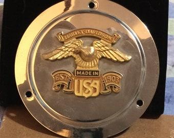 Harley Davidson Emblem Badge