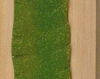 Cedar Shingle Tree Series, Green Tree