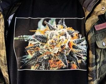 Cookies strain Dtg printed t-shirt