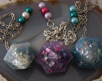 Diamond Pendulum, Dowsing, Divination, Metaphysical, Spiritual, Gift, Handmade, Crystals, Chakra Balancing, Chakras, New Age