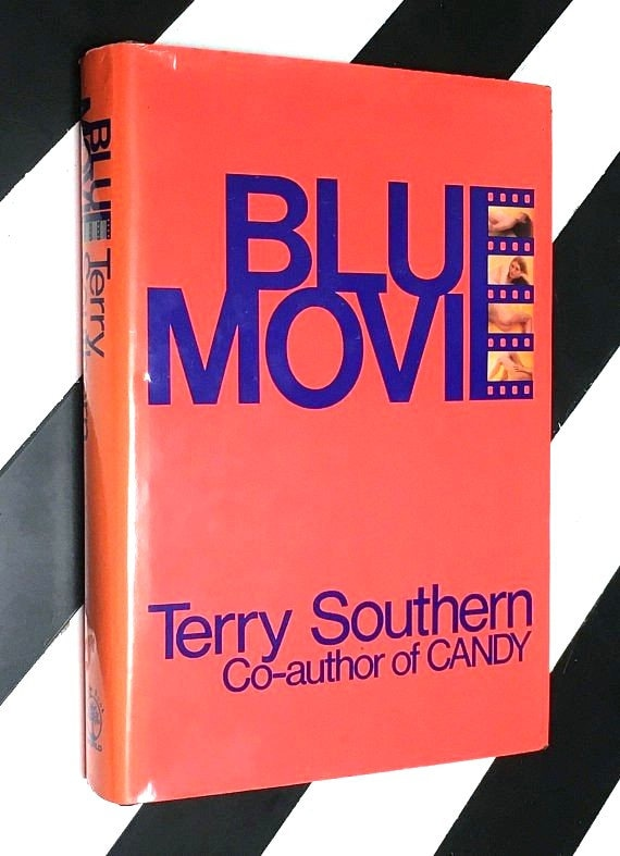 Blue Movie by Terry Southern (1970) hardcover book