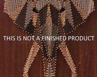 DIY Kit - Elephant String Art
