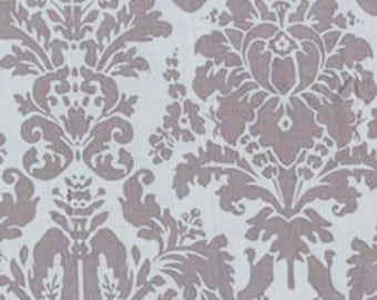 Free Spirit Annette Tatum Fall House Grey Damask Apparel Quilting Fabric By The Yard