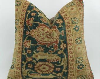 Kilim pillow, Kilim pillow cover, Boho pillow, Home living, Vintage pillow, Decorative pillow, Turkish pillow, Kilim cushion
